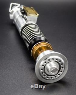 Star Wars prop Luke LS6 Gullwing ROTJ/TLJ empty saber
