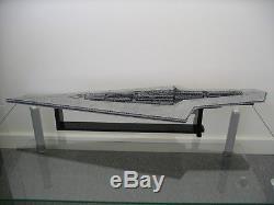Star wars Ep. VI ROTJ 38 Super Star Destroyer Model SSD