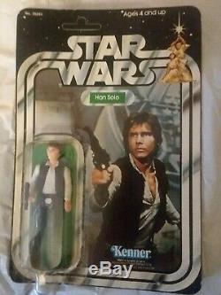 Star wars collection kenner MOC vintage figures 1977 1983