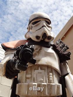Stormtrooper Armor Cosplay Costume Star Wars Christmas Trooping 501st Legion MTK