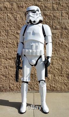 Stormtrooper Armor Cosplay Costume Star Wars Halloween Trooping 501st Legion MTK