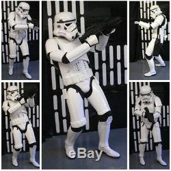 Stormtrooper Armour Armor standard suit size kit guaranteed for halloween
