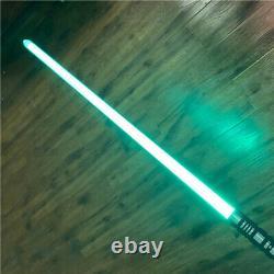 US Star Wars Lightsaber 2-in-1 FX Dual Saber 16 Colors Sound Effect Kids Gift