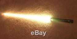 Ultrasabers Dark Initiate v5 Sentinel Yellow Lite Sound Lightsaber