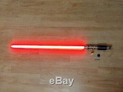 Vader's Vault Mace Windu RGB Plecter Pixel Lightsaber pixel VV sword neo