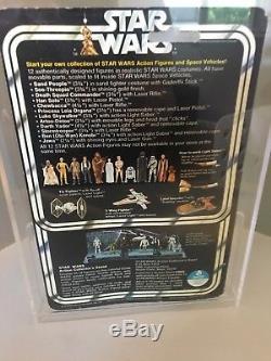 Vintage 1977 STAR WARS 12 Back Ben (Obi-Wan) Kenobi Unopened Sealed MOC