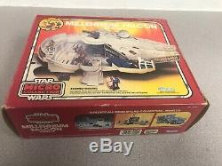 Vintage 1982 Boxed Kenner Star Wars Micro Collection Millennium Falcon Sears