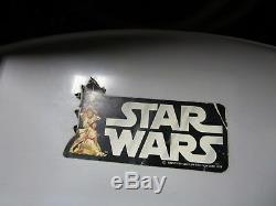 Vtg Original 1977 Kenner Star Wars X-Wing Aces Target Gun Game withBox WORKS RARE