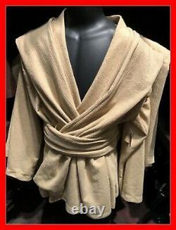 Walt Disney World Star Wars Galaxys Edge Jedi Tunic Costume. Size Large Xlarge