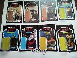 Wow Complete Stunning 29 X Return Of The Jedi Kenner Restore Kits Home Your Toy