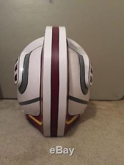 X Wing Helmet Prop / Display READ DESCRIPTION